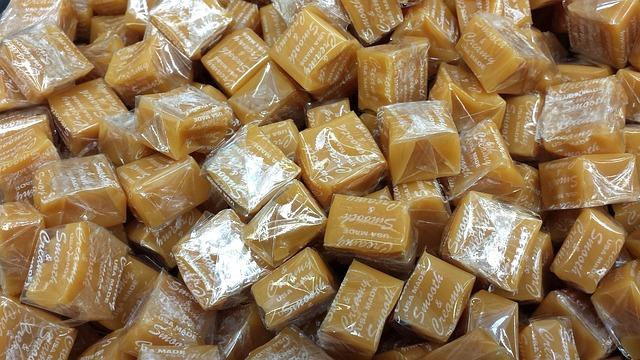 weselne cukierki